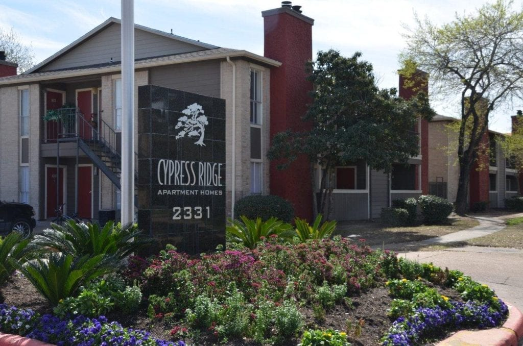 Cypress Ridge CrestMarc Property Management and Real Estate Investments