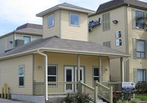 Carelton Courtyard Apartments Galveston Texas CrestMarc