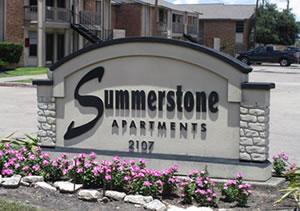 Summerstone Apartments Victoria Texas CrestMarc