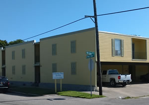 University Place Apartments Galveston Texas CrestMarc